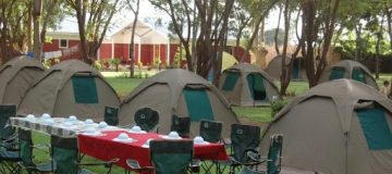 Twiga Lodge & Campsite