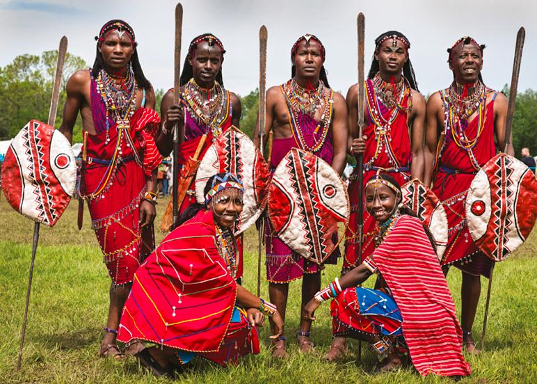 Tanzania, A Country With Attractive Cultural Scene