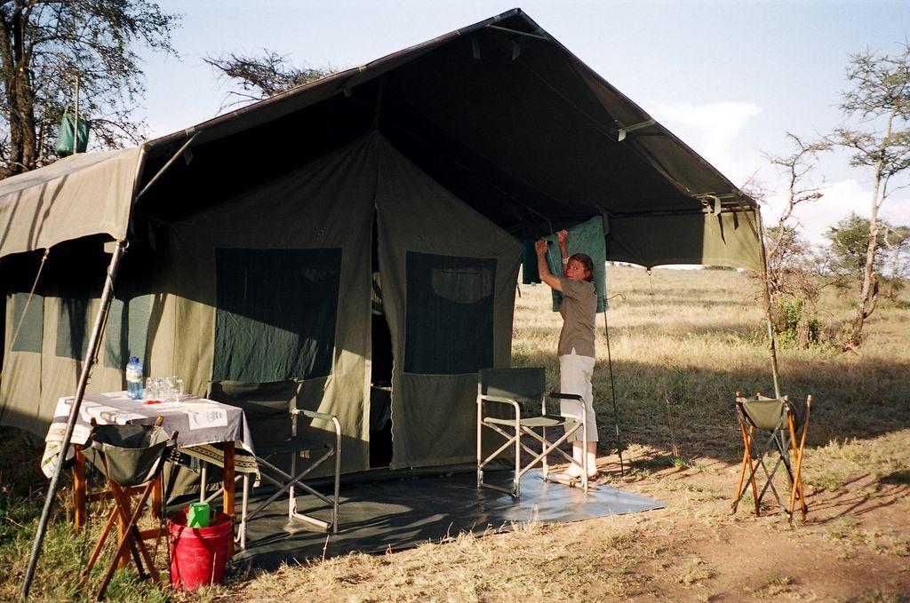 Elwai camp Ngorongoro