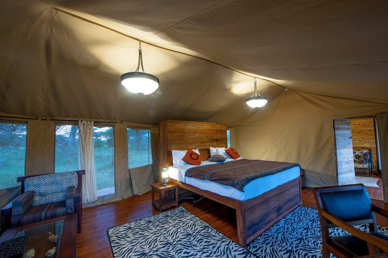 Acacia Central camp