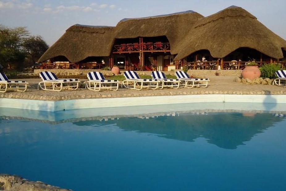 Manyara wildlife safari Lodge